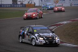 Rickard Rydell, Chevrolet Cruze 1.6 T, NIKA Racing AB