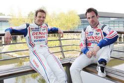 Alexander Wurz en Nicolas Lapierre