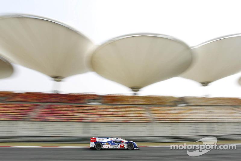 #7 Toyota Racing Toyota TS030 - hybrid: Alexander Wurz, Nicolas Lapierre