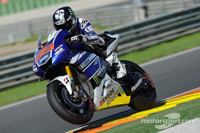 Jorge Lorenzo, Yamaha Factory Racing 2013