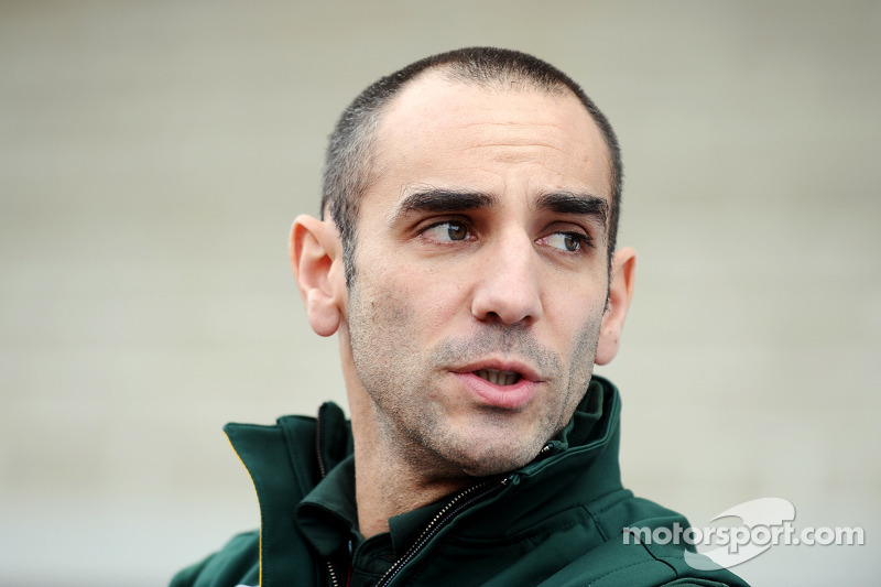 Cyril Abiteboul, Caterham F1