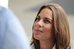 Claire Williams, head of Williams F1 Team