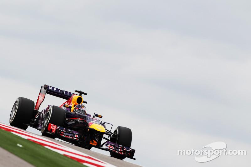 2013 (Austin): Sebastian Vettel (Red Bull-Renault RB9)