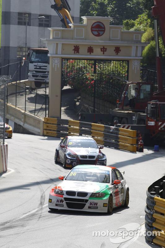 Stefano DAste, BMW 320 TC, PB Racing