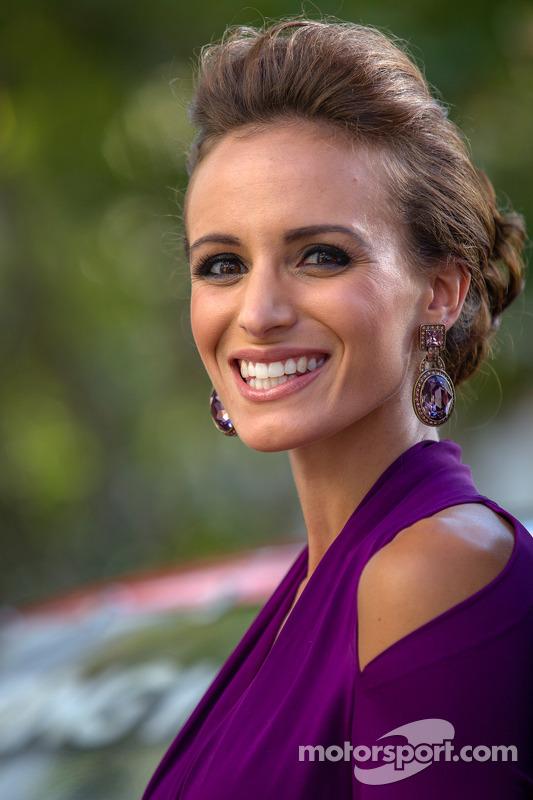 Samantha Sarcinella, esposa de Kyle Busch