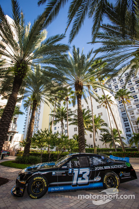 Loews Hotel in Miami Beach recebem a NASCAR Nationwide e Camping World Truck Series Awards