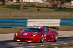 #62 Ferrari Corse Cliente Ferrari 458: Gianmaria Bruni, Toni Vilander, Giancarlo Fisichella, Olivier Beretta