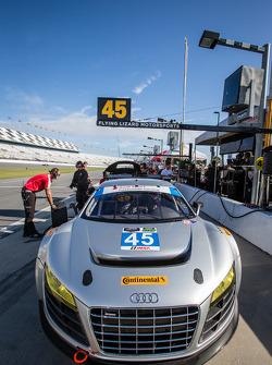#45 Flying Lizard Motorsports Audi R8: Seth Neiman, Spencer Pumpelly, Marco Bonanomi