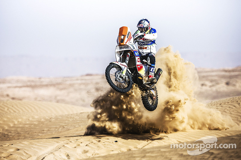 Francisco Lopez, KTM