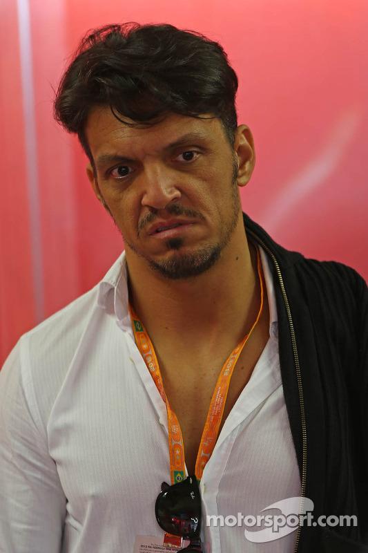 Tarso Marques, piloto