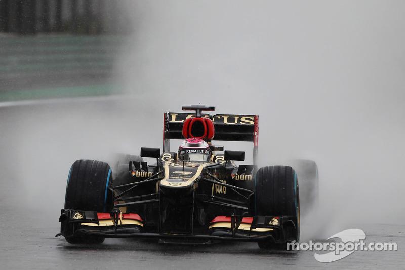 2013: Хейкки Ковалайнен вместо Кими Райкконена (Lotus, Гран При США и Бразилии)