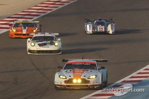 #95 Aston Martin Racing Aston Martin Vantage GTE: Christoffer Nygaard, Kristian Poulsen