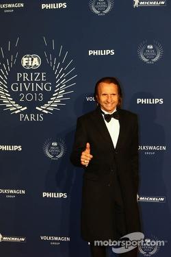 Emerson Fittipaldi, 2013 FIA Masters Historic Formula One Championship
