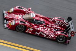 #07 SpeedSource Mazda Mazda: Tristan Nunez