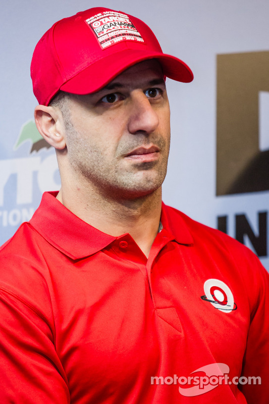 Coletiva de imprensa da Chip Ganassi Racing: Tony Kanaan