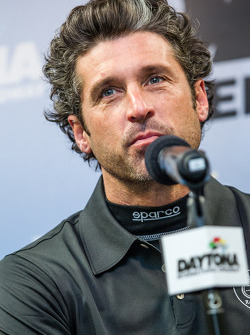 Dempsey Racing press conference: Patrick Dempsey