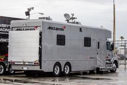 McLaren truck