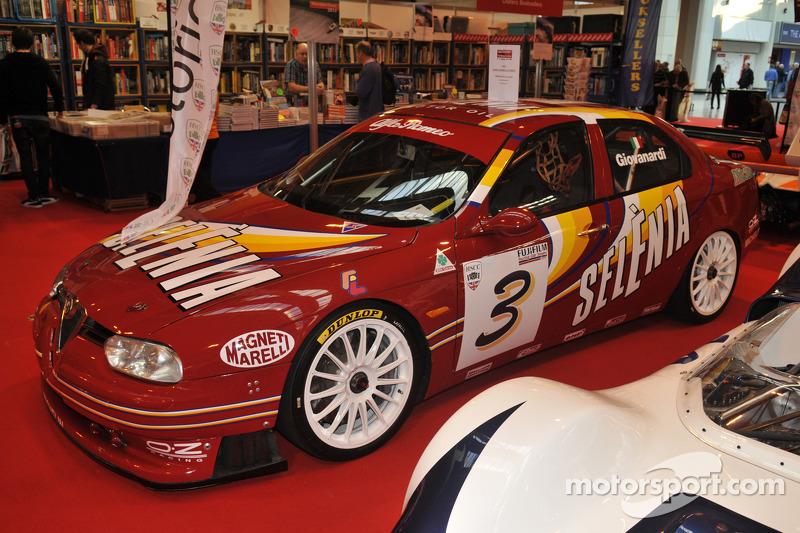 Ex Fabrizio Giovanardi Alfa Romeo 156 Super Tourer
