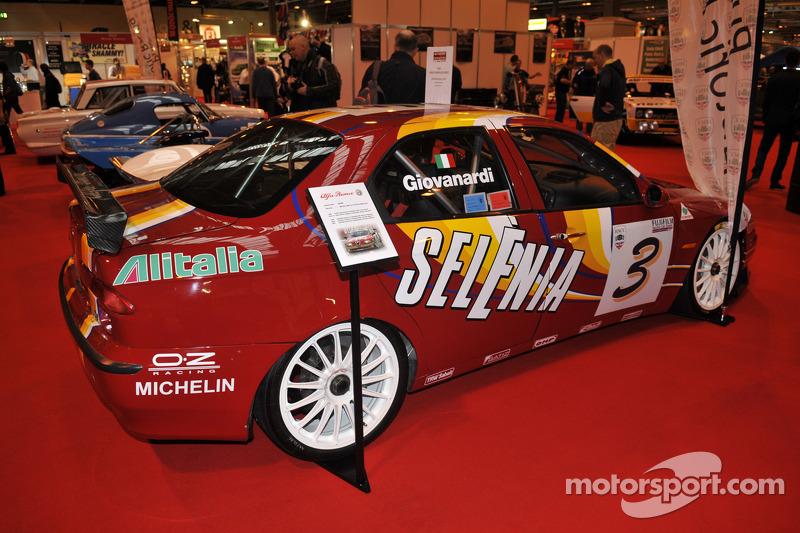Fabrizio Giovanardi Alfa Romeo 156 Super Tourer
