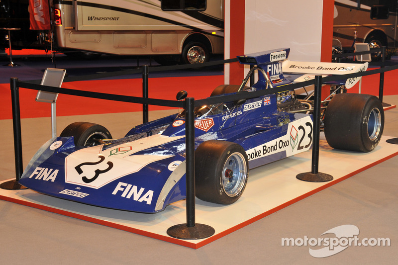Display John Surtees