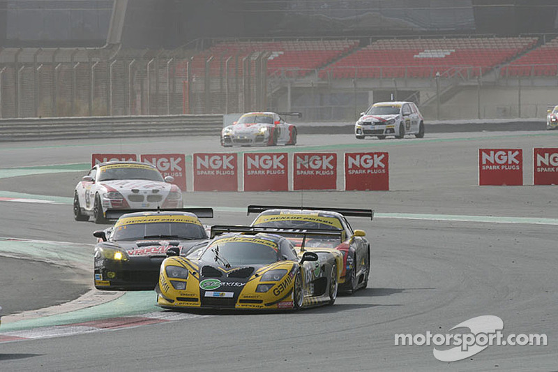 #136 Gravity Racing International 莫斯勒 MT 900 GT3: Vincent Radermecker, 和y Ruhan, Loris de Sordi, 吉拉尔·洛佩兹, 埃里克·卢克斯