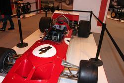 John Surtees Display, 1970 Surtees F1 Car