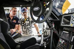Sébastien Loeb en Carlos Sainz