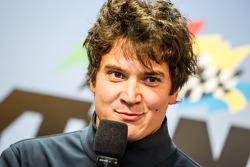 SRT Motorsports press conference: Dominik Farnbacher