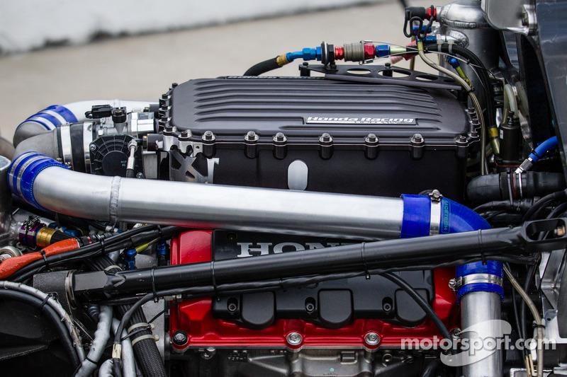 Extreme Speed Motorsports HPD ARX-03b Honda engine