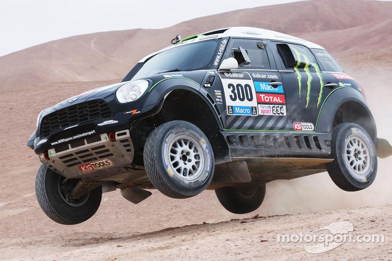 #300 Mini: 斯蒂芬·彼得汉塞尔, 让-保罗·科特雷