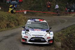 Bryan Bouffier e Xavier Panseri, Ford Fiesta WRC