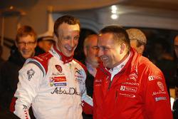 Kris Meeke and Yves Matton