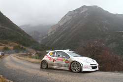 Carlo Covi ve Giorgio Campesan, Peugeot 207 S200