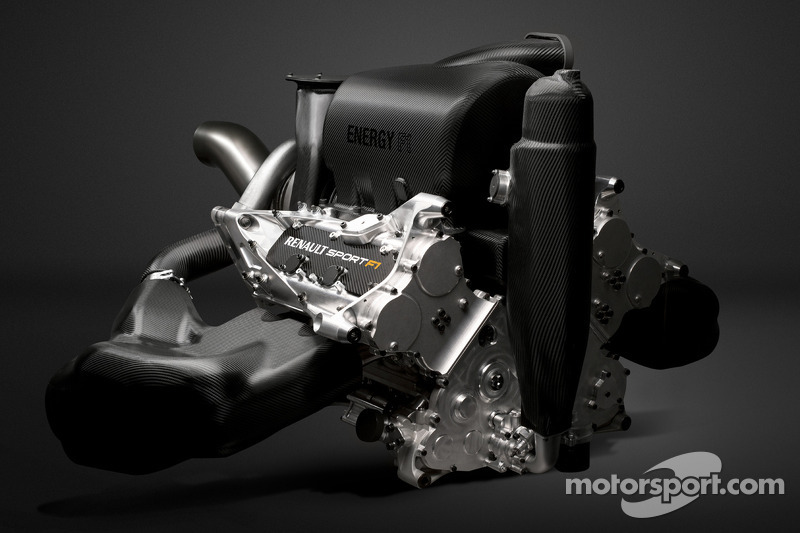 Il motore Renault Energy F1 V6 2014