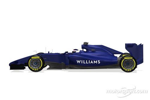 Williams F1 FW36 reveal