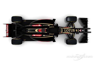 Lotus F1 E22 onthulling
