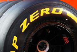 Pirelli lastikleri, Sahara Force India F1 Takımı