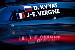 Scuderia Toro Rosso STR9 detail