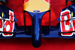 Il musetto della Scuderia Toro Rosso STR9