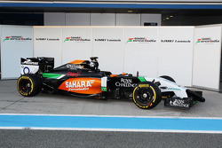 The launch of the new Sahara Force India F1 VJM07