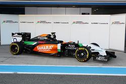 El lanzamiento del nuevo Sahara Force India F1 VJM07