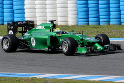 Маркус Ерікссон, Caterham F1 Team