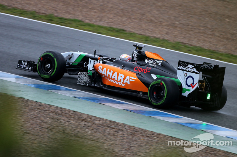 Daniel Juncadella, Sahara Force India F1 Takımı Test ve Yedek Pilotu