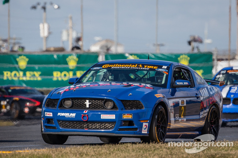 #2 Jim Click Racing Mustang Boss 302 R: Jim Click, Mike McGovern