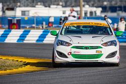 #91 Irish Mike's Racing Hyundai Genesis