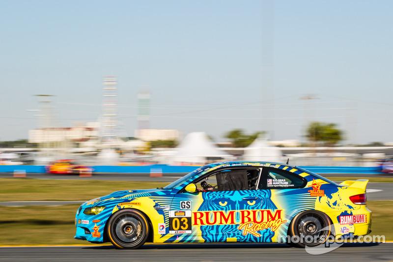 #03 Rum Bum Racing 宝马 M3: 马特·普拉姆, 尼克·隆吉, 吉安路易斯·巴卡尔迪