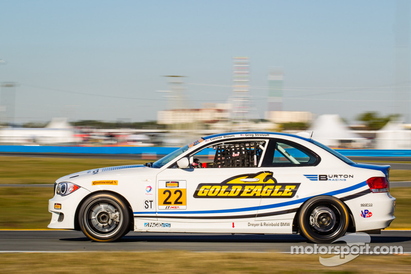 #22 Burton Racing 宝马 128i: Greg Strelzoff, Connor Bloum