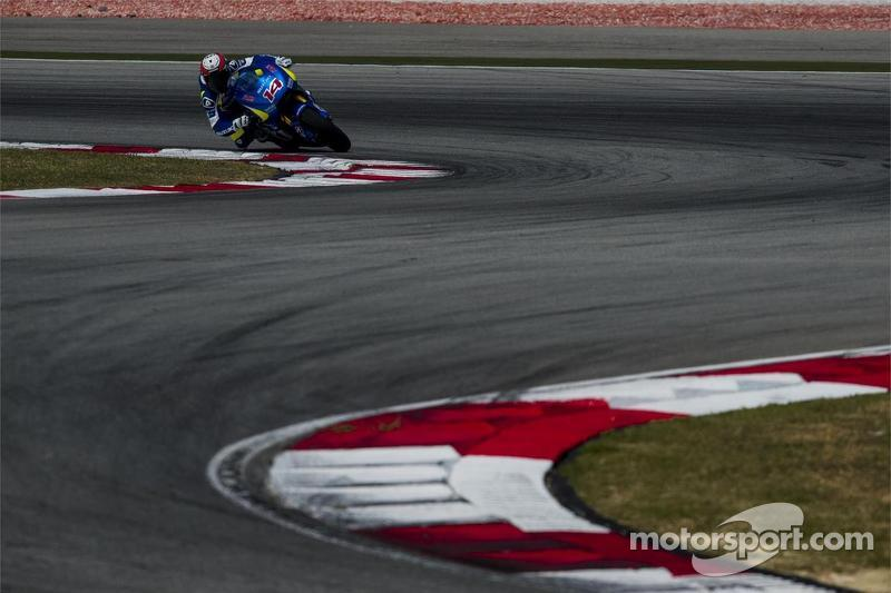 Randy de Puniet, Suzuki MotoGP