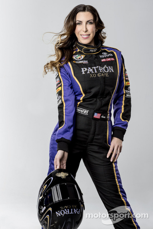 Alexis Dejoria At Alexis Dejoria Season Preview