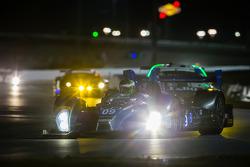 #09 RSR Racing ORECA FLM09: Duncan Ende, Bruno Junqueira, David Heinemeier Hansson, Gustavo Menezes